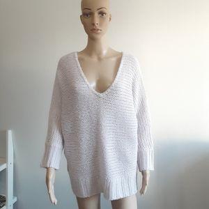 American Eagle Wool Blend Sweater Size L
